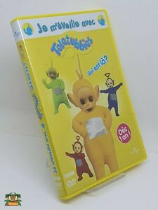 DVD-teletubbies