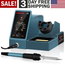 Smart Soldering Iron Station Kit Adjustable Rapid Heating Bucket Professional