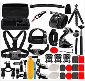Monopod Mount Accessories Bundle Kit for GoPro Hero 8 Black 9 7 6 Sports Camera