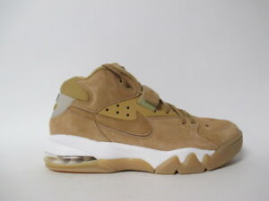finest selection e0440 6768e Image is loading Nike-Air-Force-Max-Premium-Wheat-Flax-Phantom-