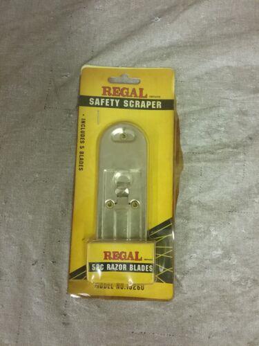 New Genuine Regal Safety Scraper  19260