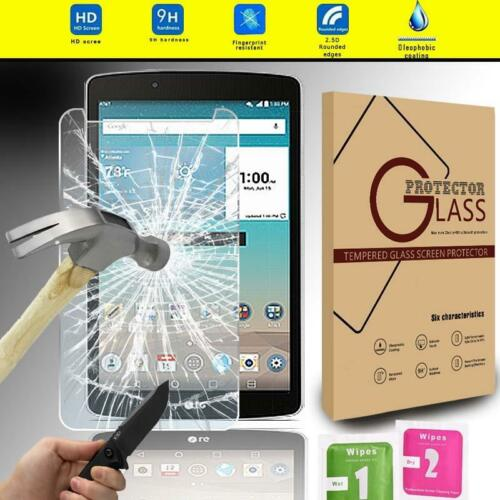 Tablet Tempered Glass Protector cover For LG G Pad F 8.0
