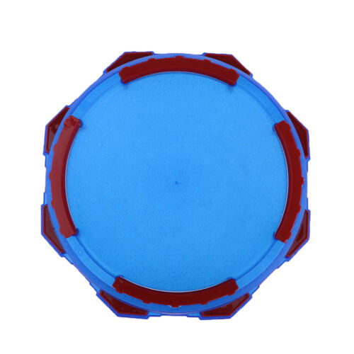 Top Battle Toy Battle Tops Arena 11.22x11.22x1.57inch Burst Gyro Arena Blue
