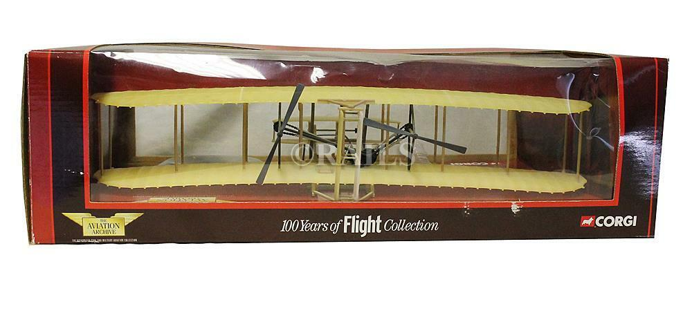 CORGI 1 32 SCALE AA34501 THE WRIGHT FLYER (OS)