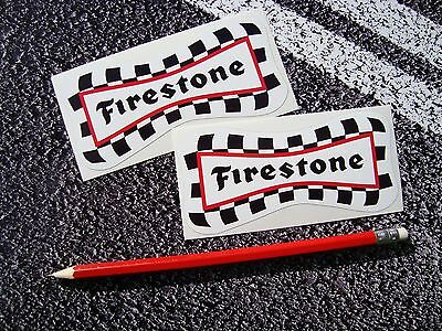 Firestone Stickers tyres F1 Classic Car MOTO GP Superbikes Vintage f1 Racing GT