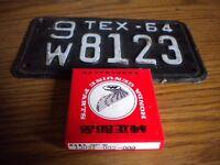 Honda C105 Cd105 Ca105 C105t C115 13031-002-000 Piston Ring 0.50 Ships Usa