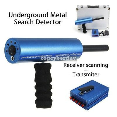 Metal Detector Locator Scanner Underground Gold Racer Long Range Search  800m 6012358750005 | eBay
