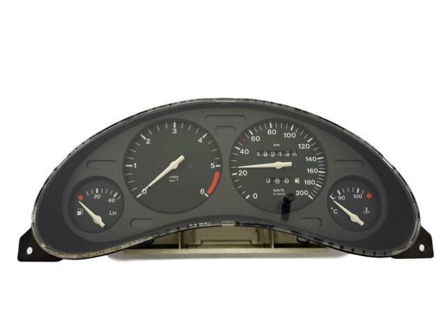 Speedometer/Instrument Cluster  Opel Corsa 09113237ML 110008868003 10340