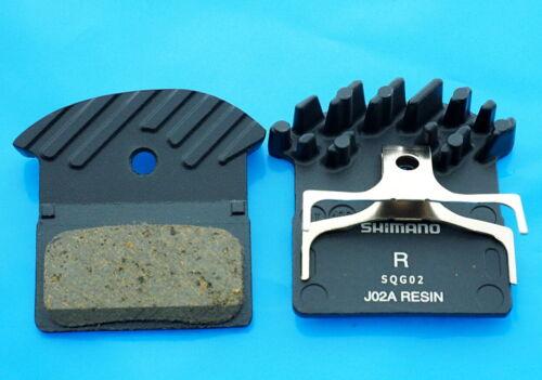 Genuine Shimano J02A Brake Pads M9000 M9020 M8000 M785 M7000 as F01A READ!!