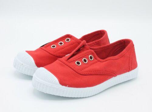 Cienta Scarpe da Bambino in Tela Sneakers per Bambini Profumate Slip On Bimbi