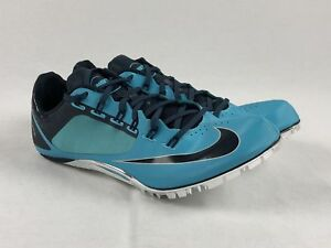 best authentic d8d8f a324b Image is loading NEW-Nike-Zoom-Superfly-R4-Blue-Track-Spikes-
