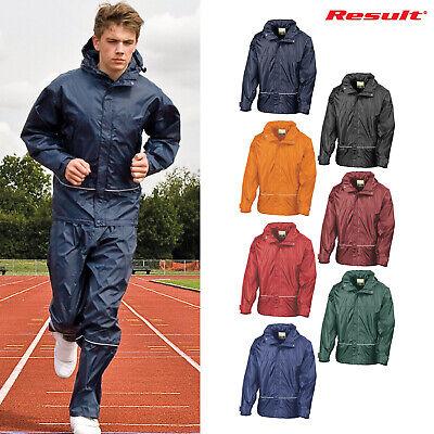 Result Junior//Youth Waterproof 2000 Midweight Jacket R155J-Y Winterwear Coat