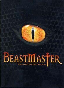 BEASTMASTER - COMPLETE FIRST SEASON (1ST) (BOXSET) (ALLIANCE) (DVD)