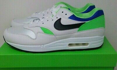 Nike Air Max 1 DNA CH.1 Pack Huarache Green Royal AR3863 100   eBay