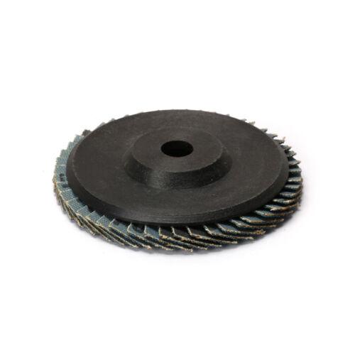 2 //3 Inch Flap Roloc Disc Sanding Wheels Polishing Abrasive Grinder 80 Grit 1Pc