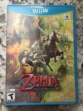 Legend of Zelda: Twilight Princess HD Amiibo (Nintendo Wii U, 2016)