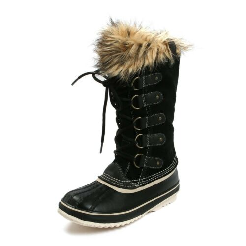 Joan Blk Arctic Sorel Boot Of Hwpad6
