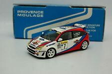 Provence Moulage 1/43 - Ford Focus WRC Martini Rallye Monte Carlo 1999 McRae