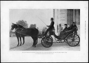 1898-Antique-Print-POLITICS-Gladstone-Chateau-Thorenc-Cannes-Daily-Drive-48