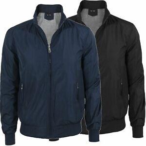 Giubbotto-uomo-primaverile-estivo-impermeabile-anti-vento-giacca-giubbino