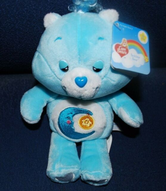 Care Bears 20th Anniversary 13 Plush Bedtime Bear Doll Play Along