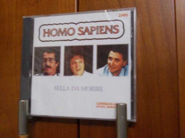 HOMO SAPIENS BELLA DA MORIRE   CD