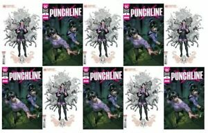 PUNCHLINE-SPECIAL-1-DC-2020-BATMAN-MIXED-COVER-LOT-OF-10-COPIES