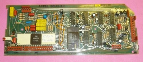 5 Tone Selective Call donor rater Board with FX407A and FX707...
