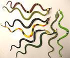 Rubber Snakes Medusa Gorgon Wig Hair Halloween Wholesale Party Filler Prop