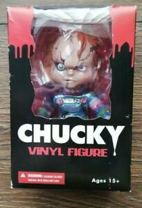 Mezco-Child-039-s-Play-Chucky-034-17-cm-Vinyl-Action-Figure-collection