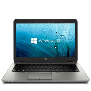 "HP EliteBook G2 14"" HD UltraBook (Intel 5th i5-5300U, 256GB SSD, 8GB RAM, Webcam"
