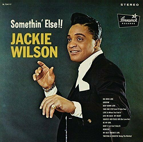 Jackie Wilson - Somethin' Else!! [VINYL LP]