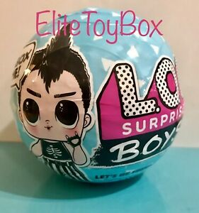 LOL-Surprise-BOYS-SERIES-1-Doll-7-Surprises-In-Boy-Ball-SHIPS-TODAY