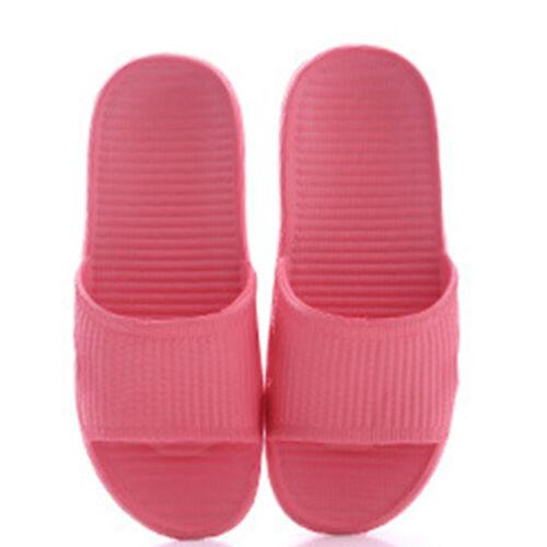 Summer Womens Girls Flat Slipper Mule Slides Casual Shoes Flip Flop Sandals Size