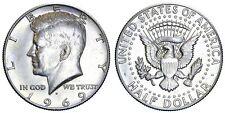 STATI UNITI/USA 1/2 DOLLAR 1969 D (KENNEDY) ARGENTO/SILVER #680