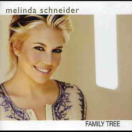 1 of 1 -  Melinda Schneider - Family Tree - BRAND NEW AND SEALED CD