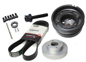 Details about Mercedes Benz crank pulley harmonic dampener E55, CL55, SL55,  S55, CLS55