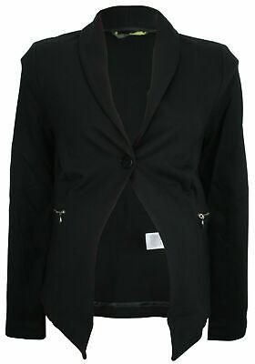 Laborioso Blooming Marvellous Maternity Eleganti Smart Nero Blazer Jacket Coat Tutte Le Taglie-mostra Il Titolo Originale Morbido E Antislipore
