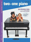 Two at One Piano, Book Two: Late Elementary Duets by Summy-Birchard (Paperback / softback, 1995)