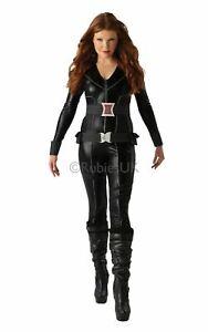 Black-Widow-Womens-Costume-DC-comics-Marvel-Superhero-Fancy-Dress-outfit