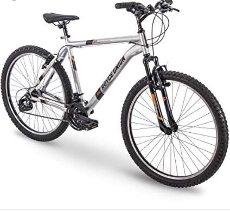 Royce Union 26  RTT Mens 21-Speed Mountain Bike, 20  Aluminum Frame, Trigger