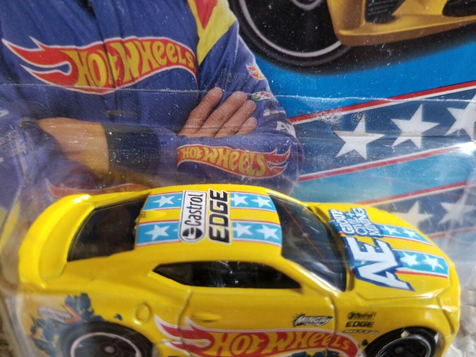 "2016 Hot Wheels MATT MINGAY /'16 Chevy Camaro SS /""Castrol Edge/"" Drift Racing Car"