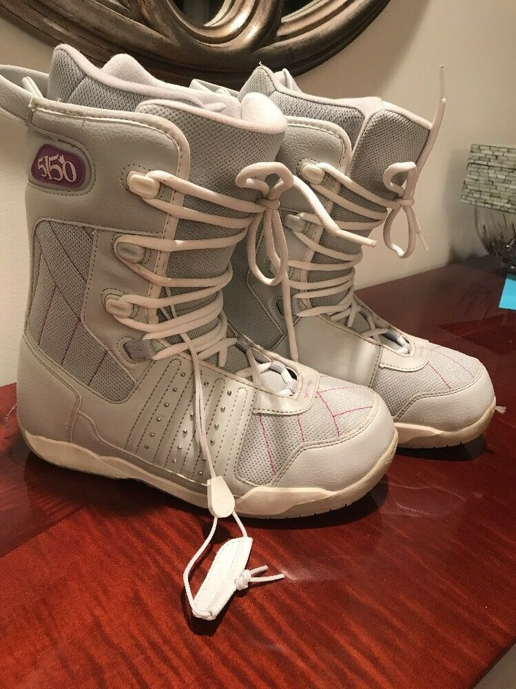 Cypress Fifty One Fifty Snowboard Snow  Board Boots Womens Size 9  wholesale price