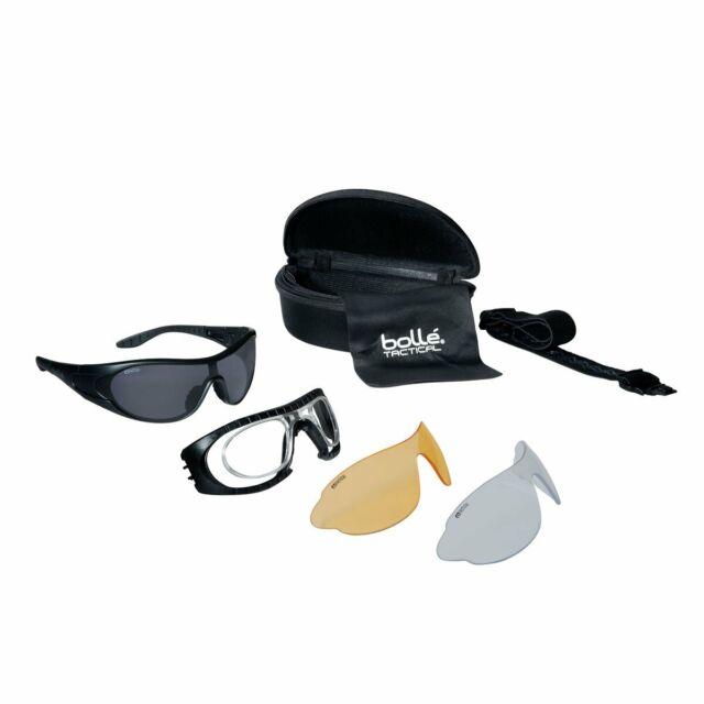 34eec5a75be RAIDER Kit Lunettes Masque balistique avec insert optique bollé Tactical