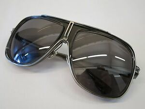 1fa9670234b DITA EXETER Smoke Grey SIlver Dark Grey Glasses Eyewear Sunglasses ...