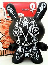 """DUNNY 3"""" SERIES 2 KENZO MINAMI 1/24 KIDROBOT 2005 COLLECTIBLE VINYL DESIGNER TOY"""