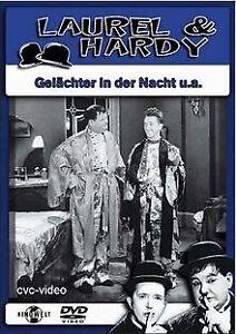 Laurel-amp-Hardy-Gelachter-in-der-Nacht-DVD-etat-tres-bon