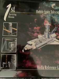 HUBBLE SPACE TELESCOPE 1st SERVISING MISSION