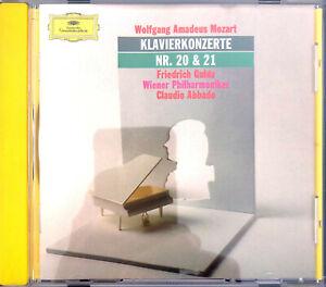 Wolfgang-Amadeus-Mozart-Friedrich-Gulda-CD-Klavierkonzerte-Nr-20-amp-21
