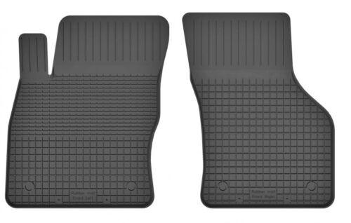 2 Stück Gummifußmatten Fahrer Beifahrer ab 2017 Vorne SEAT IBIZA V  Bj